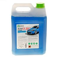 Автошампунь GraSS Active Foam 5,5кг, купить Автошампунь GraSS Active Foam 5,5кг, цена Автошампунь GraSS Active Foam 5,5кг, Автошампунь GraSS Active Foam 5,5кг в интернет, где купить Автошампунь GraSS Active Foam 5,5кг